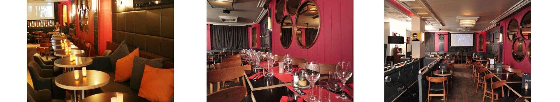 Le Passage, Le Bar-Restaurant Moderne Où Passer Du Bon Temps